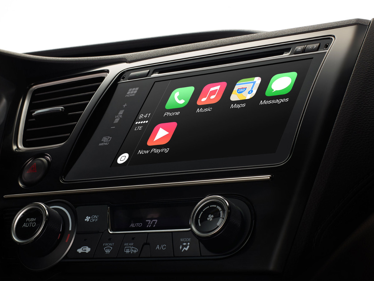 Will Apple's CarPlay affect which car you buy next?