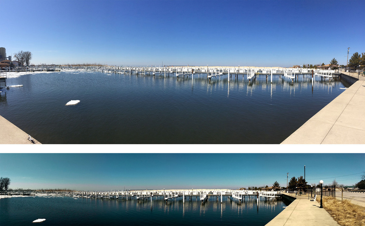 HTC One M8 vs. iPhone 5s: Panoramas
