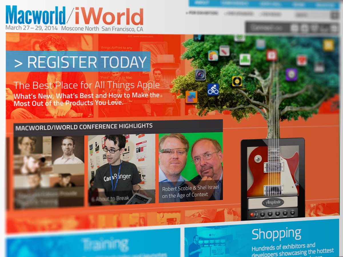 iMore at Macworld iWorld 2014 — Here's what's coming your way!