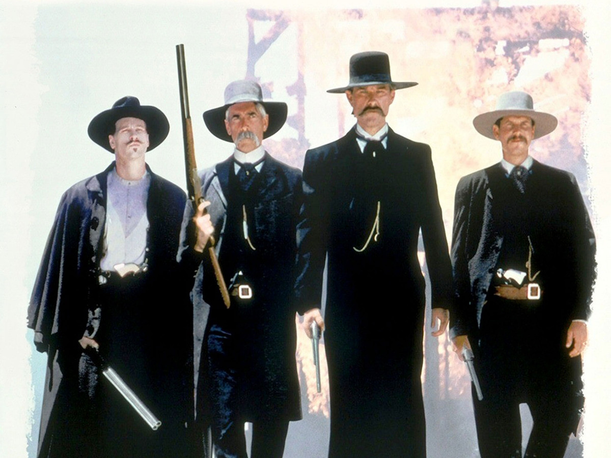 Review 10: Tombstone