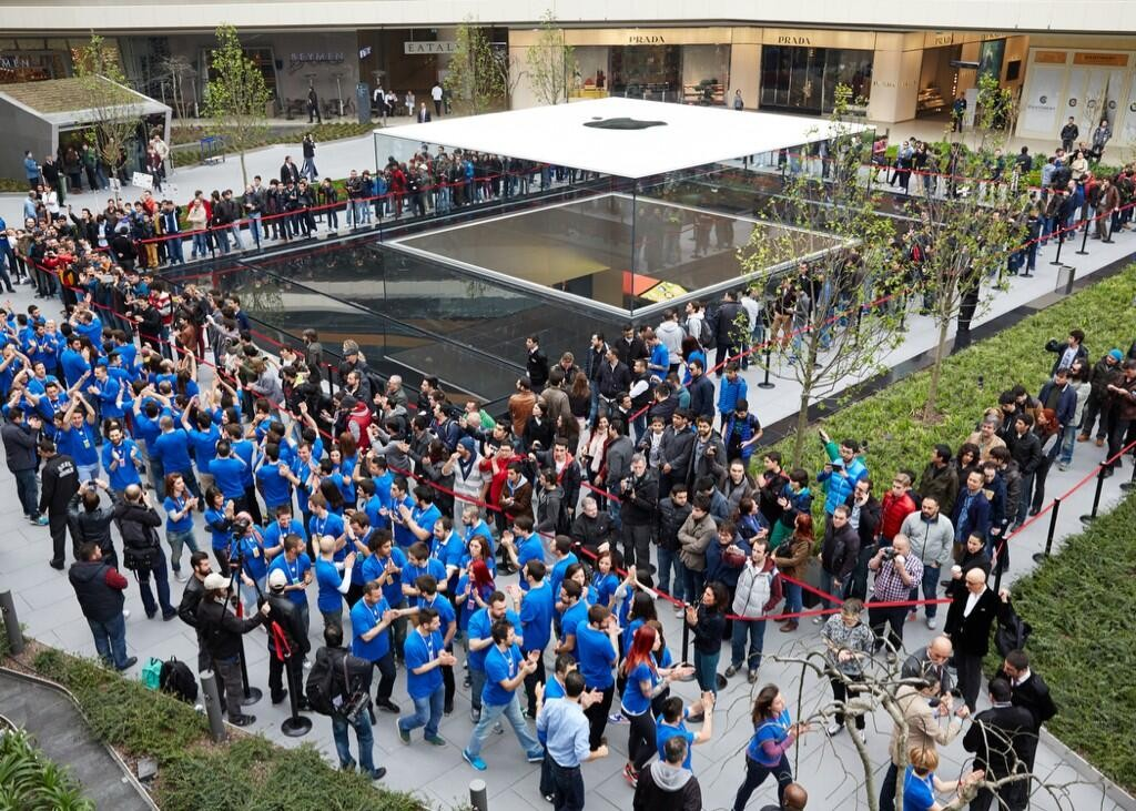 Turkish Apple Store