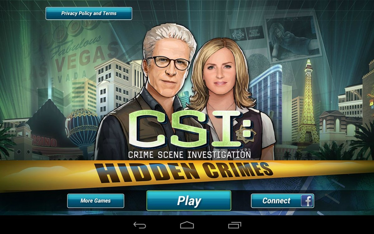 CSI: Hidden Crimes on iOS