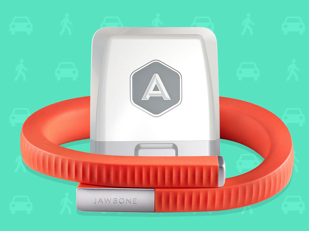 Jawbone Up and Automatic