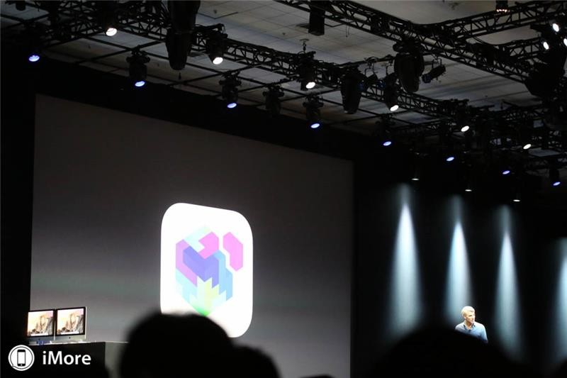 Apple WWDC 2014 Extensibility