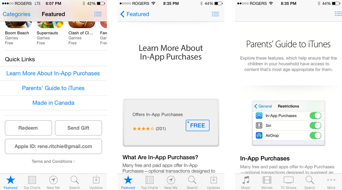 In-app purchases and the App Store: What every parent ...