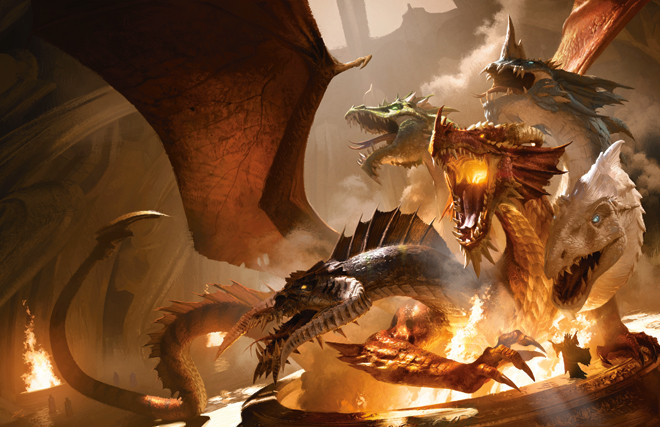 Get the D&D Basic Rules for free now!