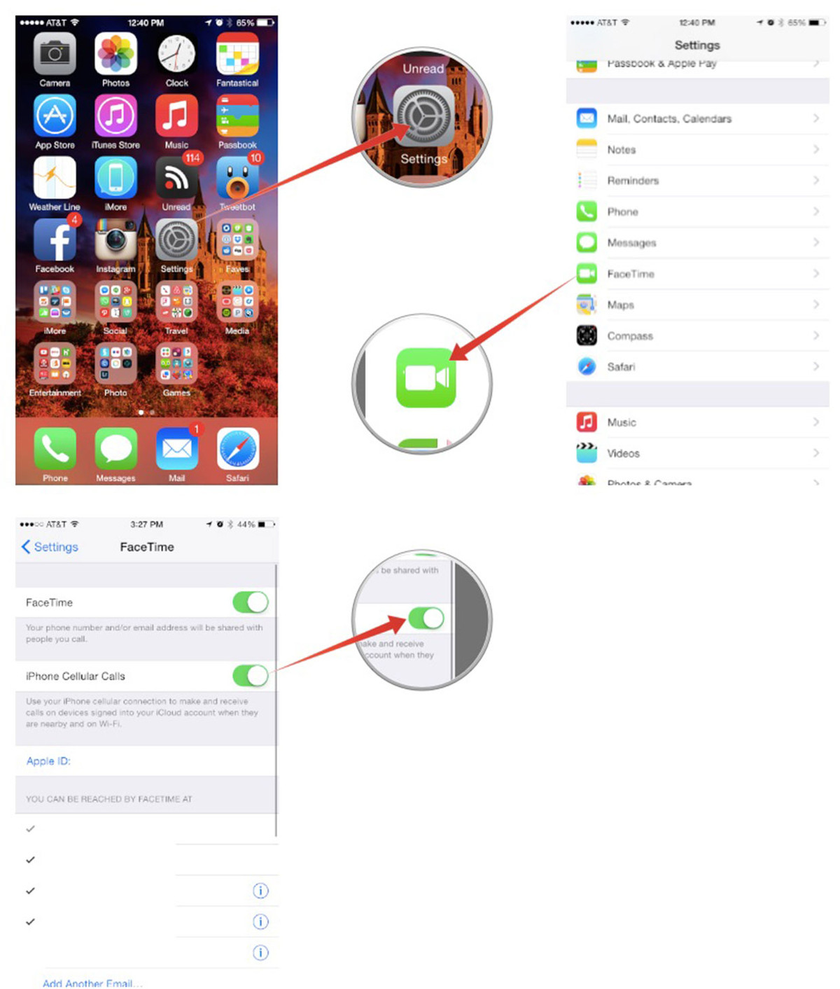 How To Turn Off Continuity Call Relay On Your Ipad Or Ipod Touch