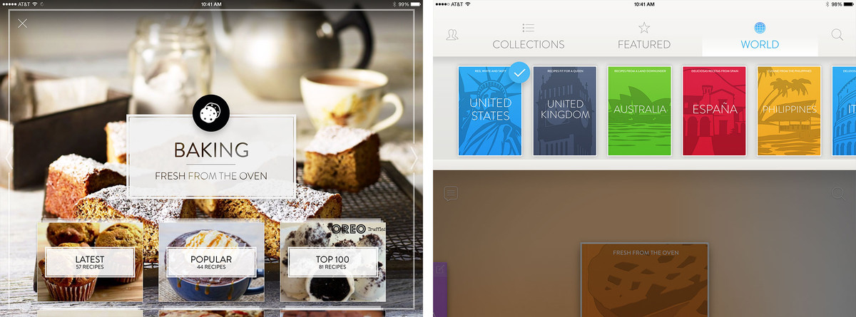 Best Thanksgiving recipe and cooking apps for iPad: Cook