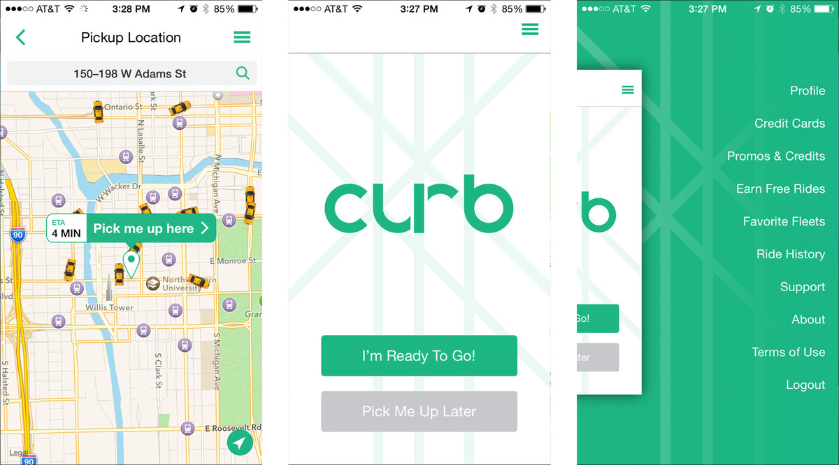 Best taxi apps for iPhone: Curb