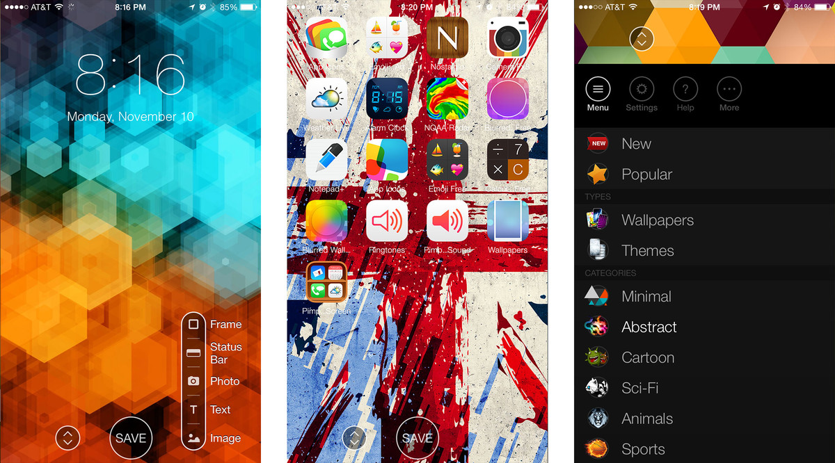 Calendar App Wallpaper Iphone : Best wallpaper apps for iphone and plus imore