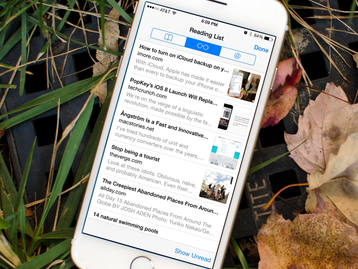 How to use Reading Lists in Safari on iPhone and iPad
