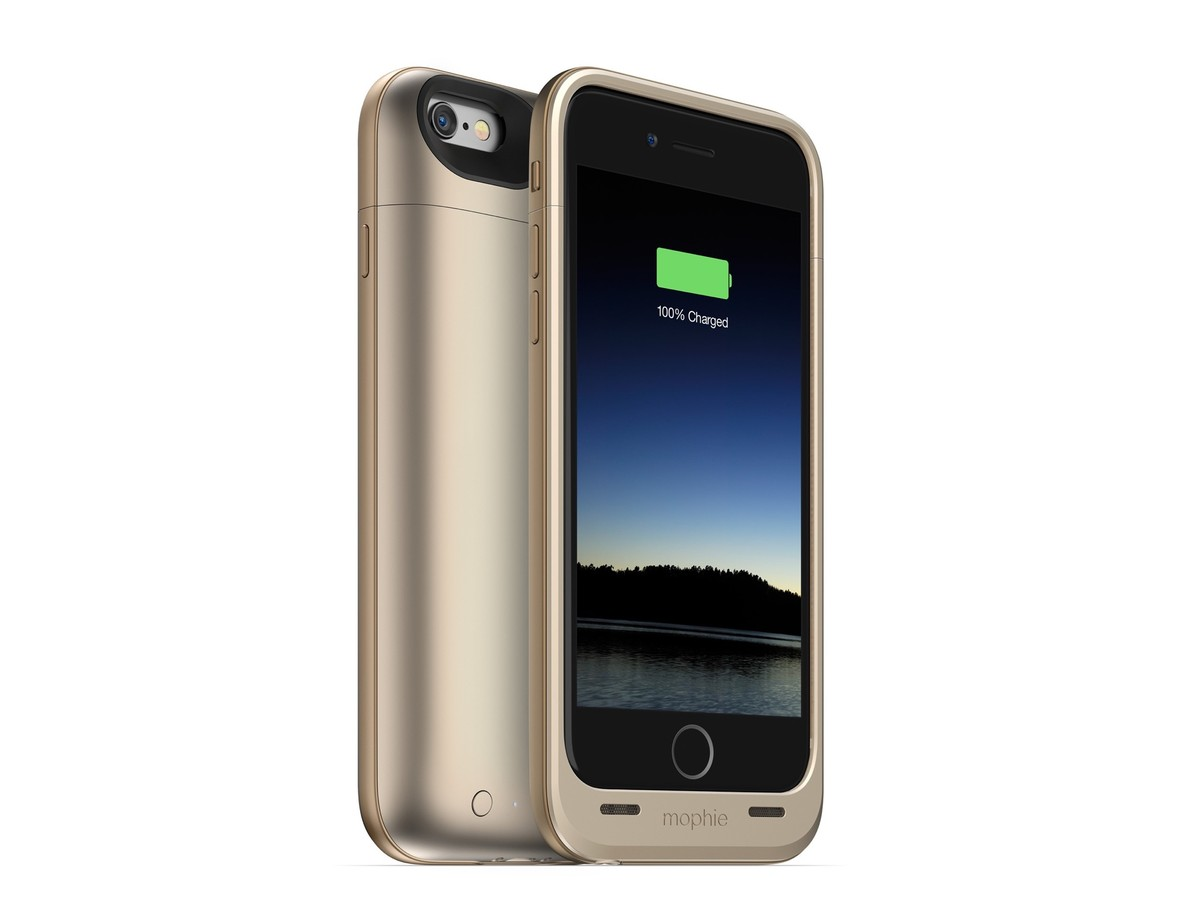 Mophie launches new Juice Pack line for iPhone 6 and 6 Plus