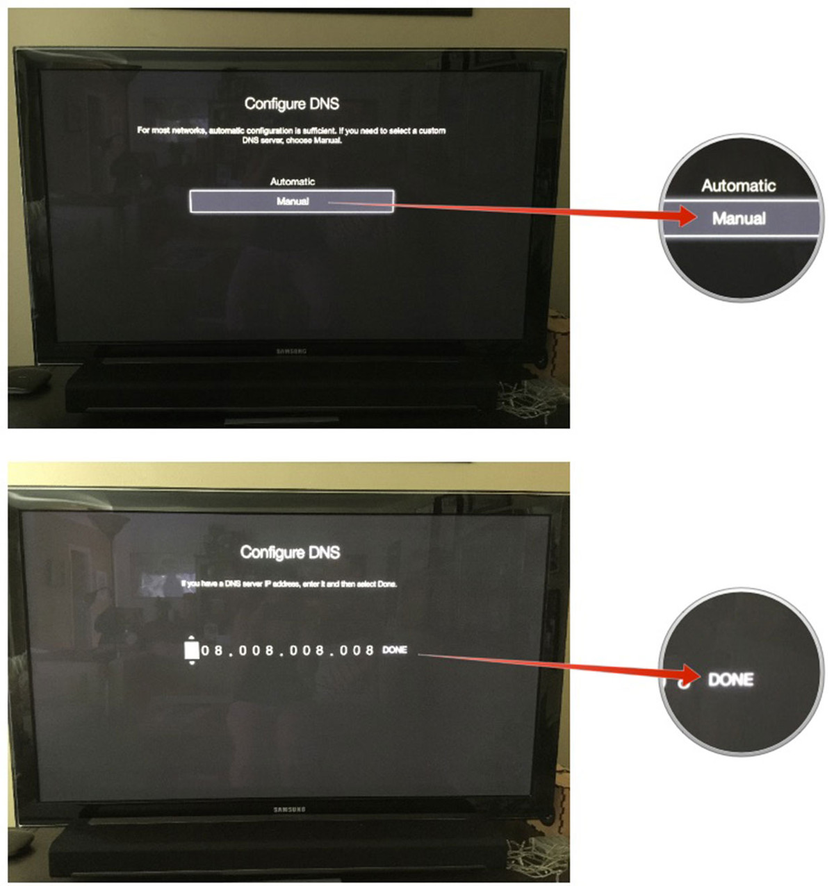 How to manually update DNS settings on your Apple TV