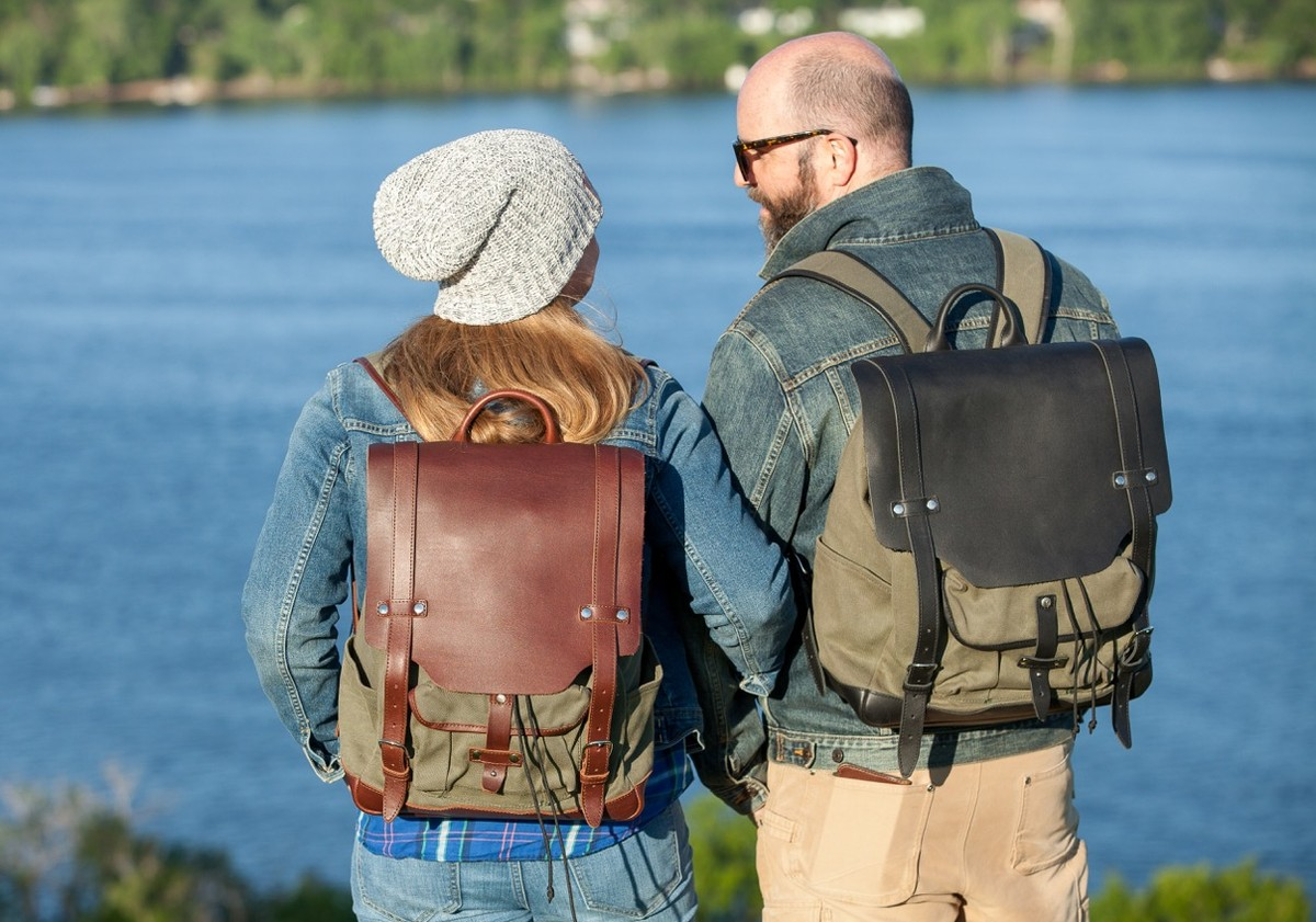 Pad & Quill backpacks
