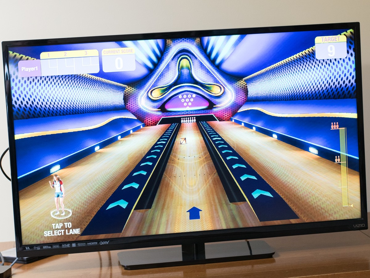 Bowling Central on Apple Tv