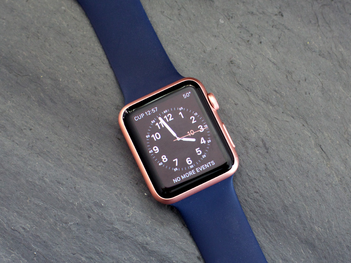 How to get the Apple Watch Sport Band look for less