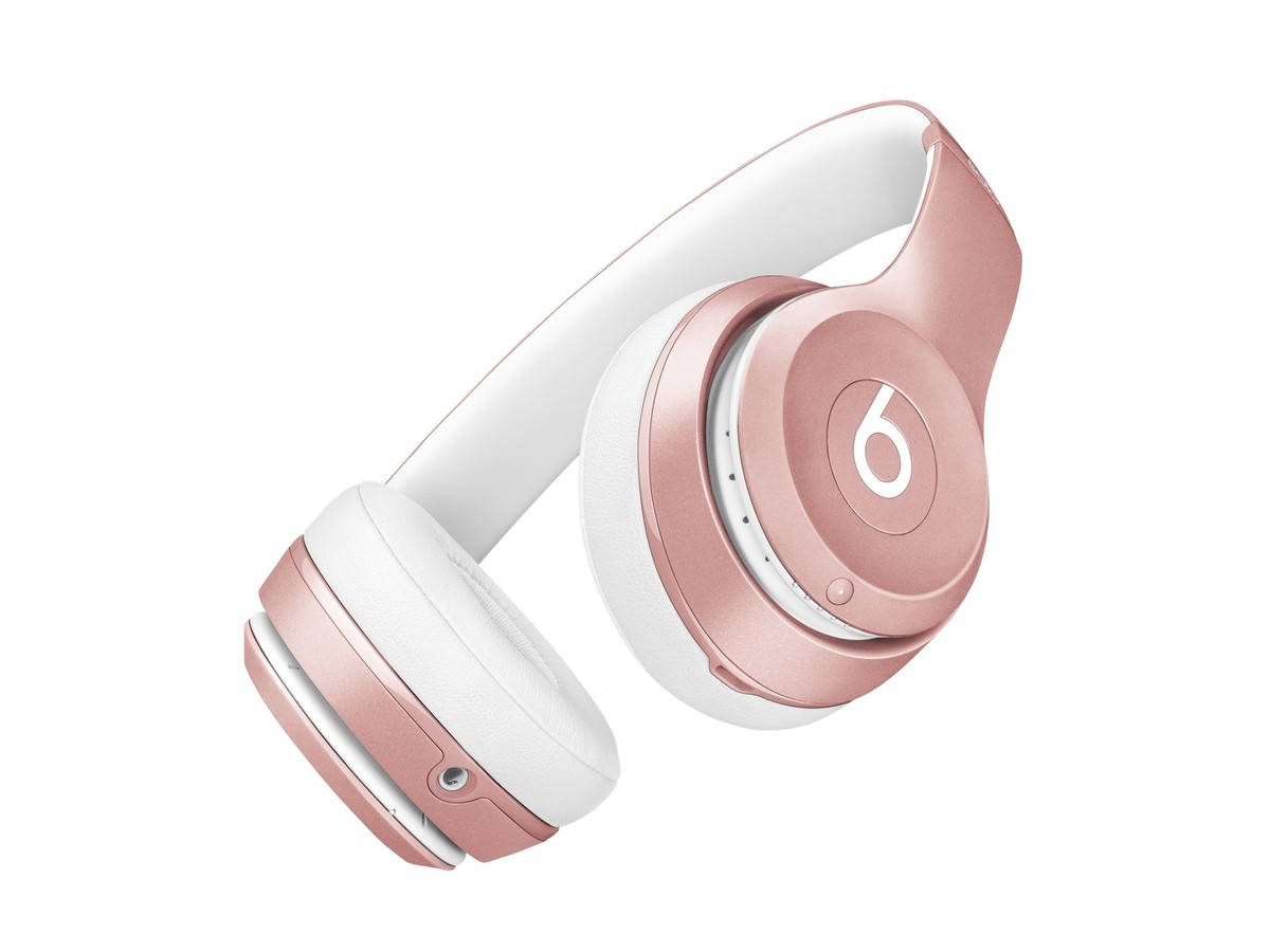 Apple adds Rose Gold to color line up for Beats Solo2 Wireless, urBeats headphones