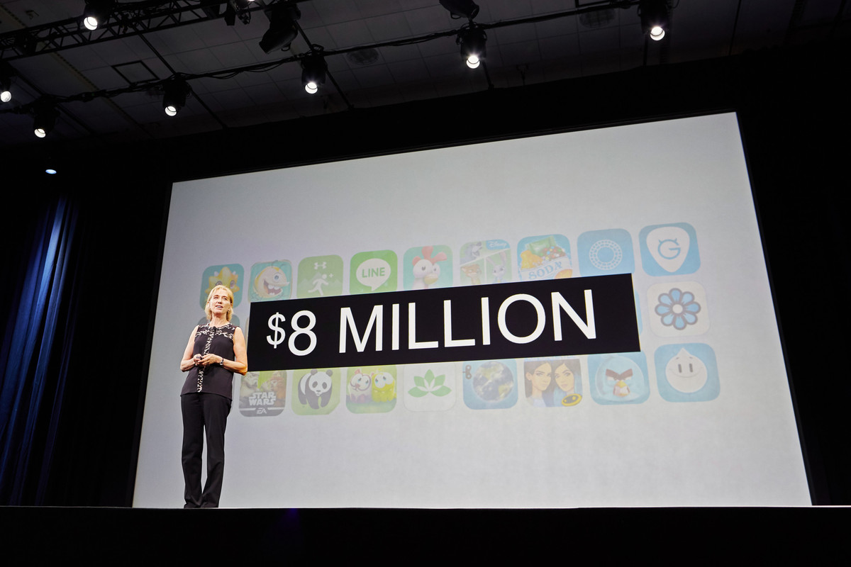 Apple and WWF raised $8 million with Apps for Earth campaign