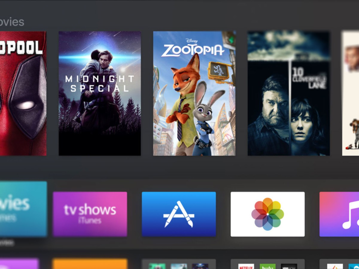 How to move, force quit, and delete apps with the Siri Remote on Apple TV