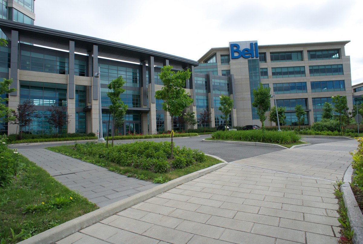Bell's Montreal campus
