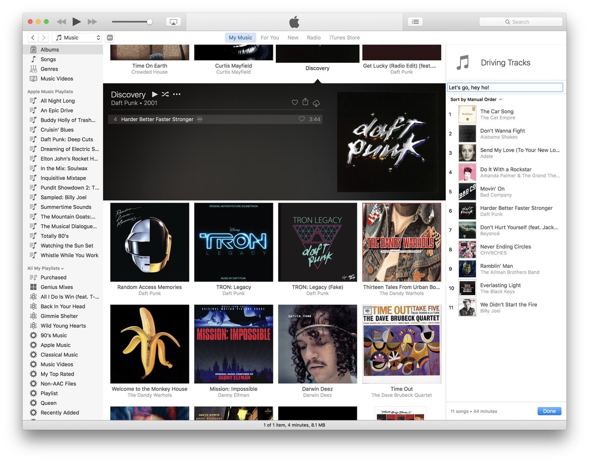 how to find your apple music playlists