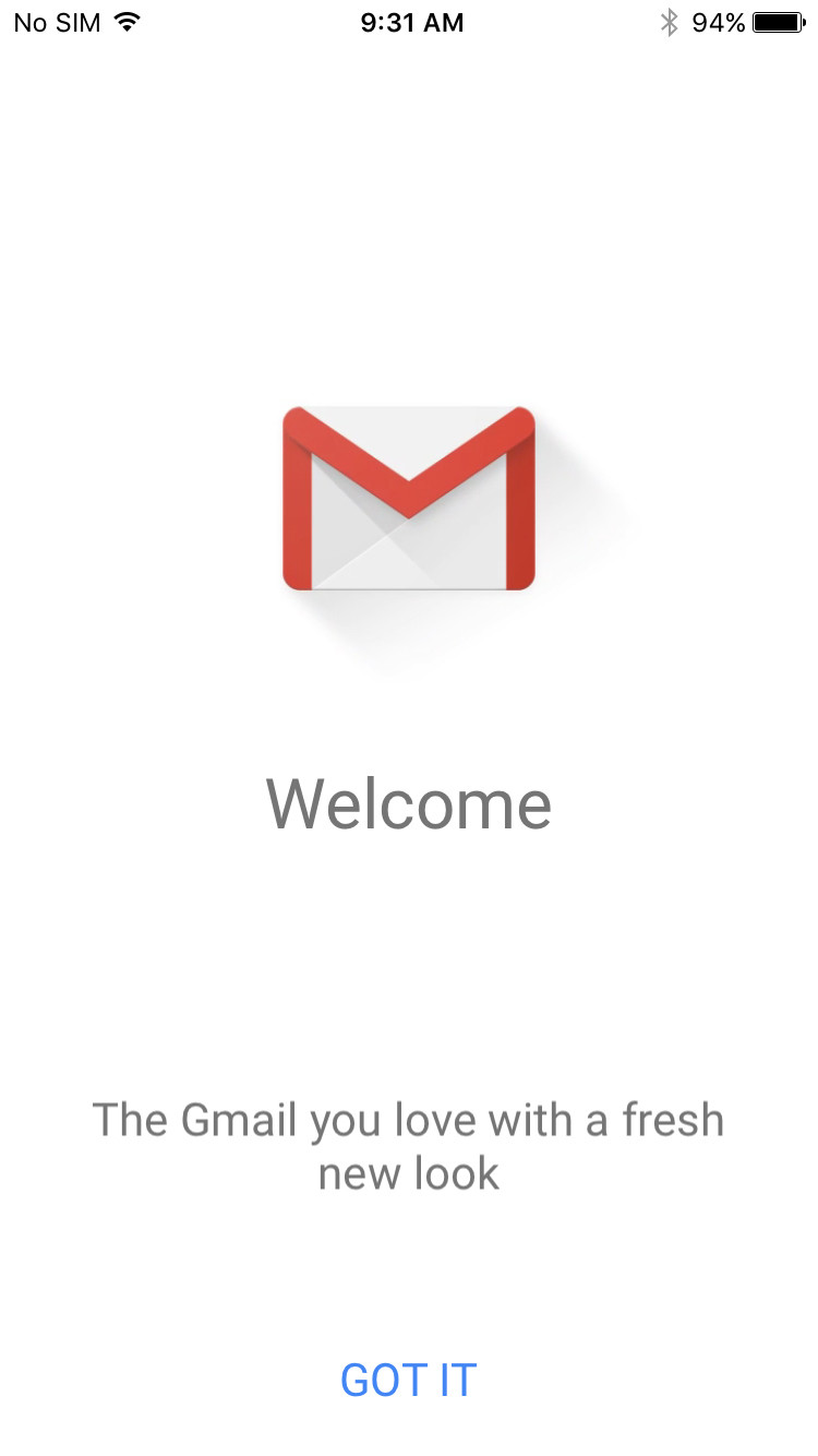 Best themes for gmail account - New Look