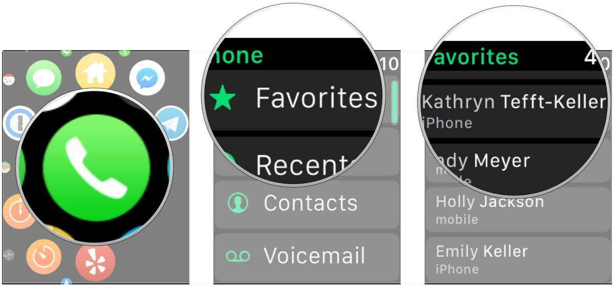 How to make and receive phone calls on your Apple Watch | iMore