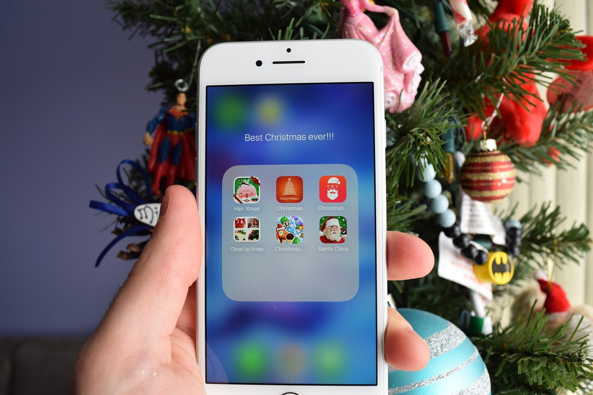 Best Christmas apps   iMore