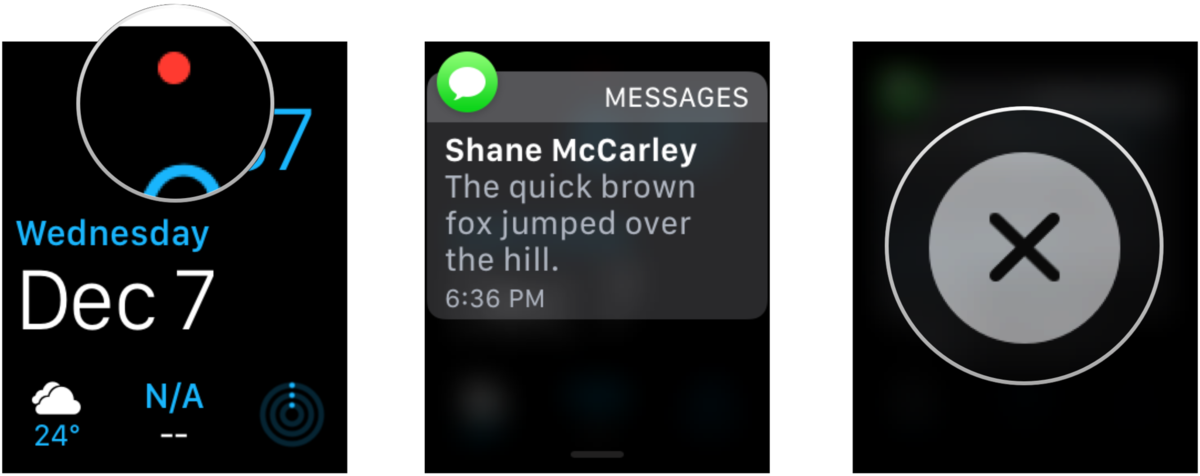How to clear all notifications on watchOS