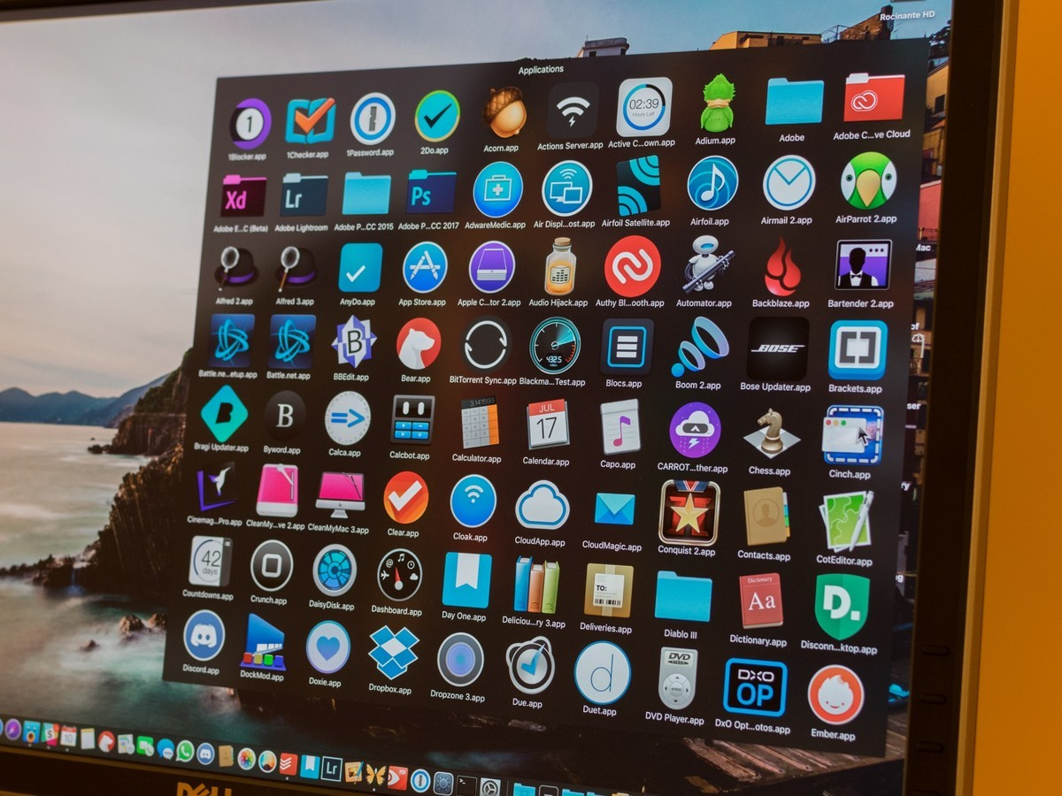 Apps on the Mac