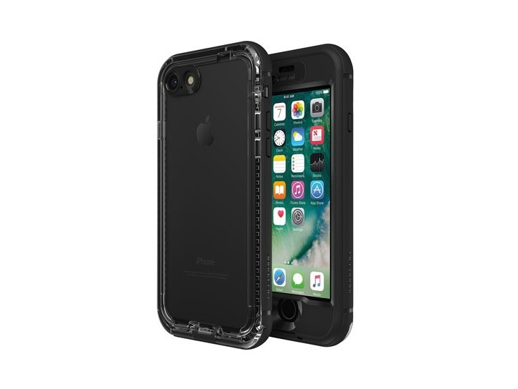 Lifeproof's Nüüd case protects your iPhone 7 without a lot of extra bulk