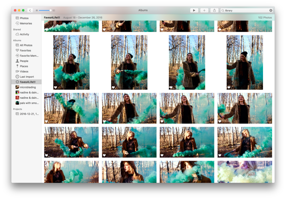How To Edit A Smart Album In Photos For Mac