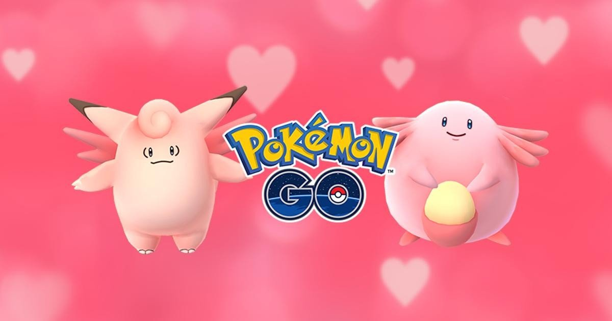 Pokémon Go Valentine's event: What you need to do right now!