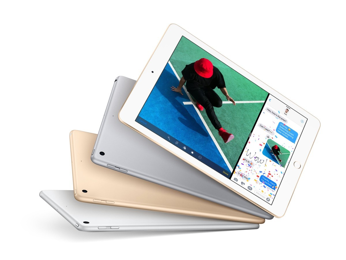 Apple's 9.7-inch iPad starts at just $329.