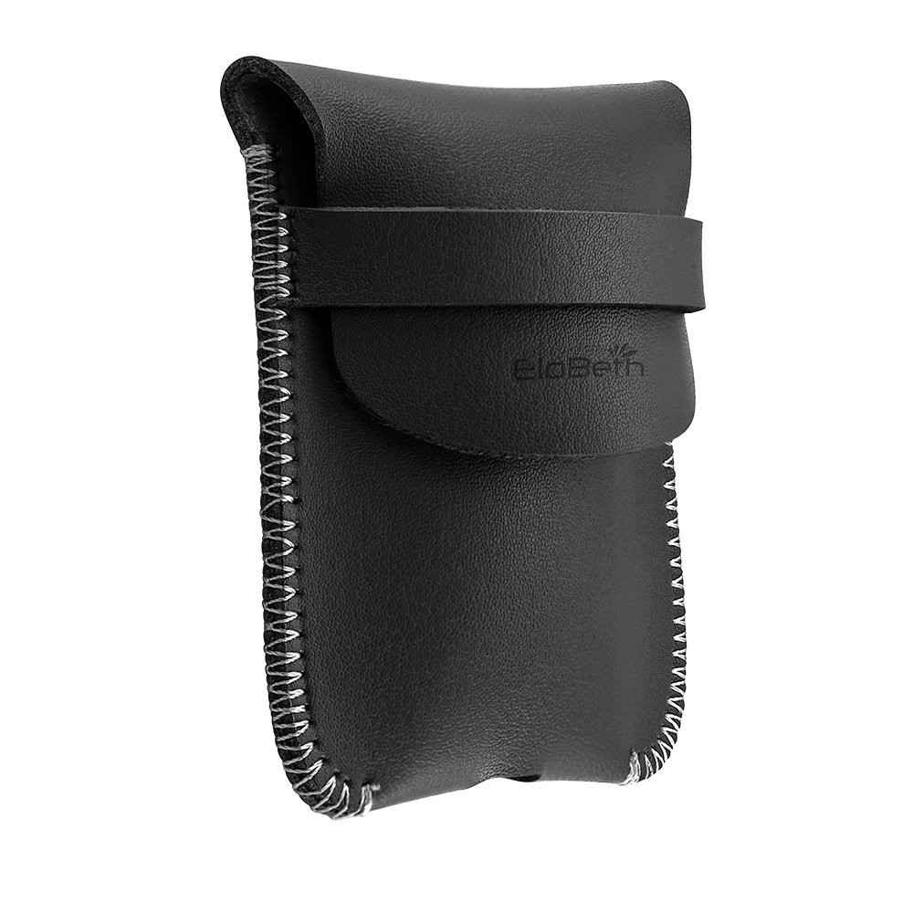 Elobeth leather AirPods pouch