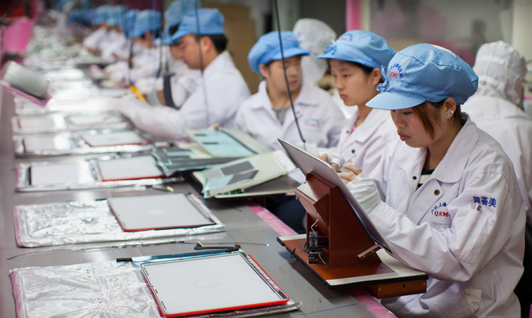 Apple improving factory conditions in China, still no place you'd want to work