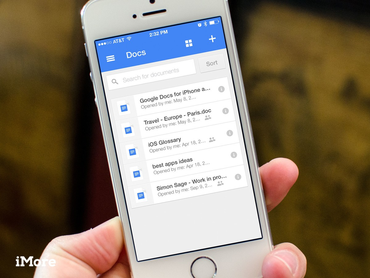 Google Docs for iPhone and iPad review: It's just as bad as Google Sheets
