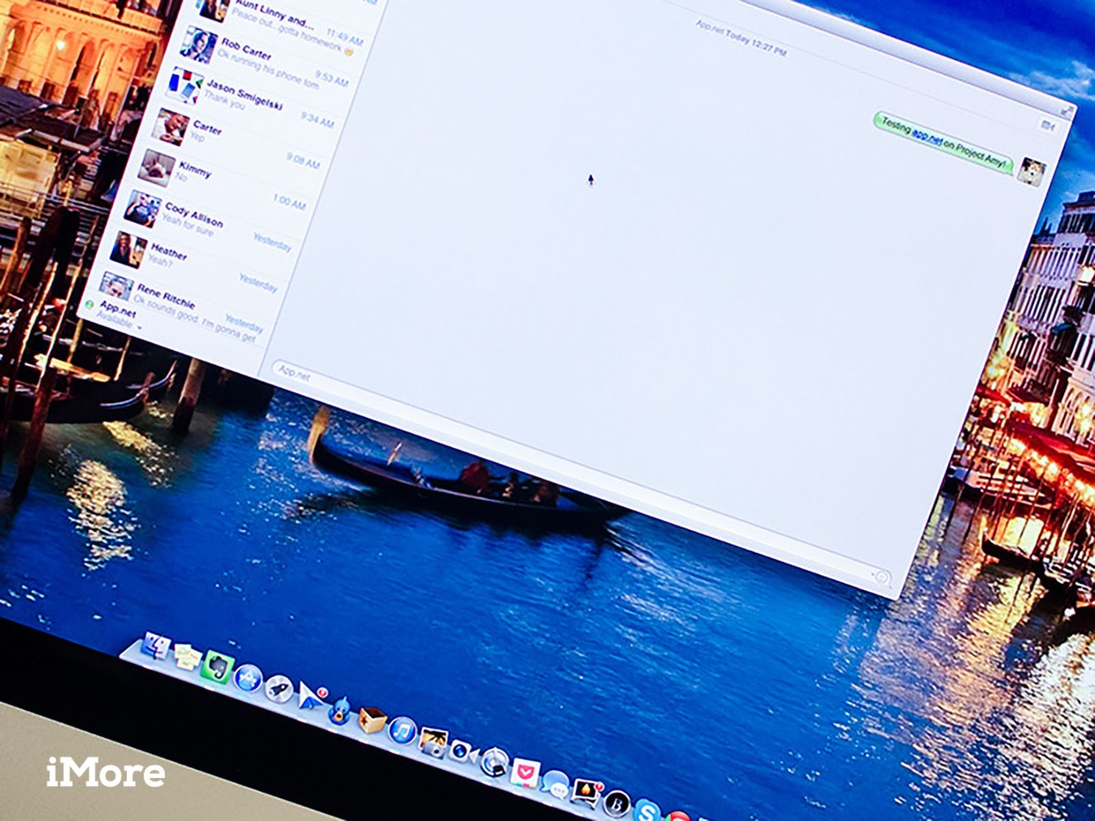 Best Mac apps for instant messaging