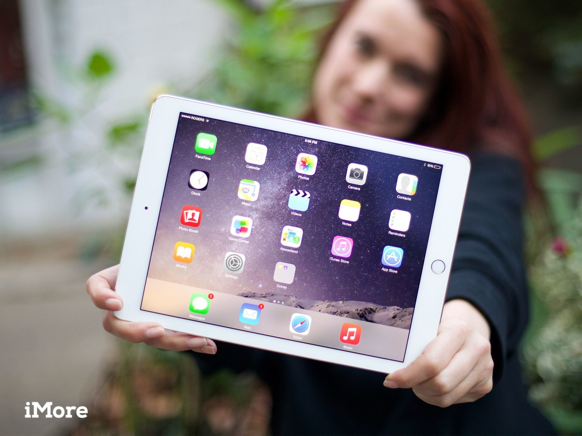 What would you change about the iPad Air?