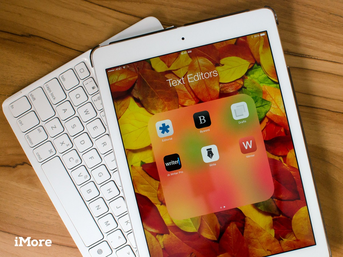 Best text editing apps for iPad