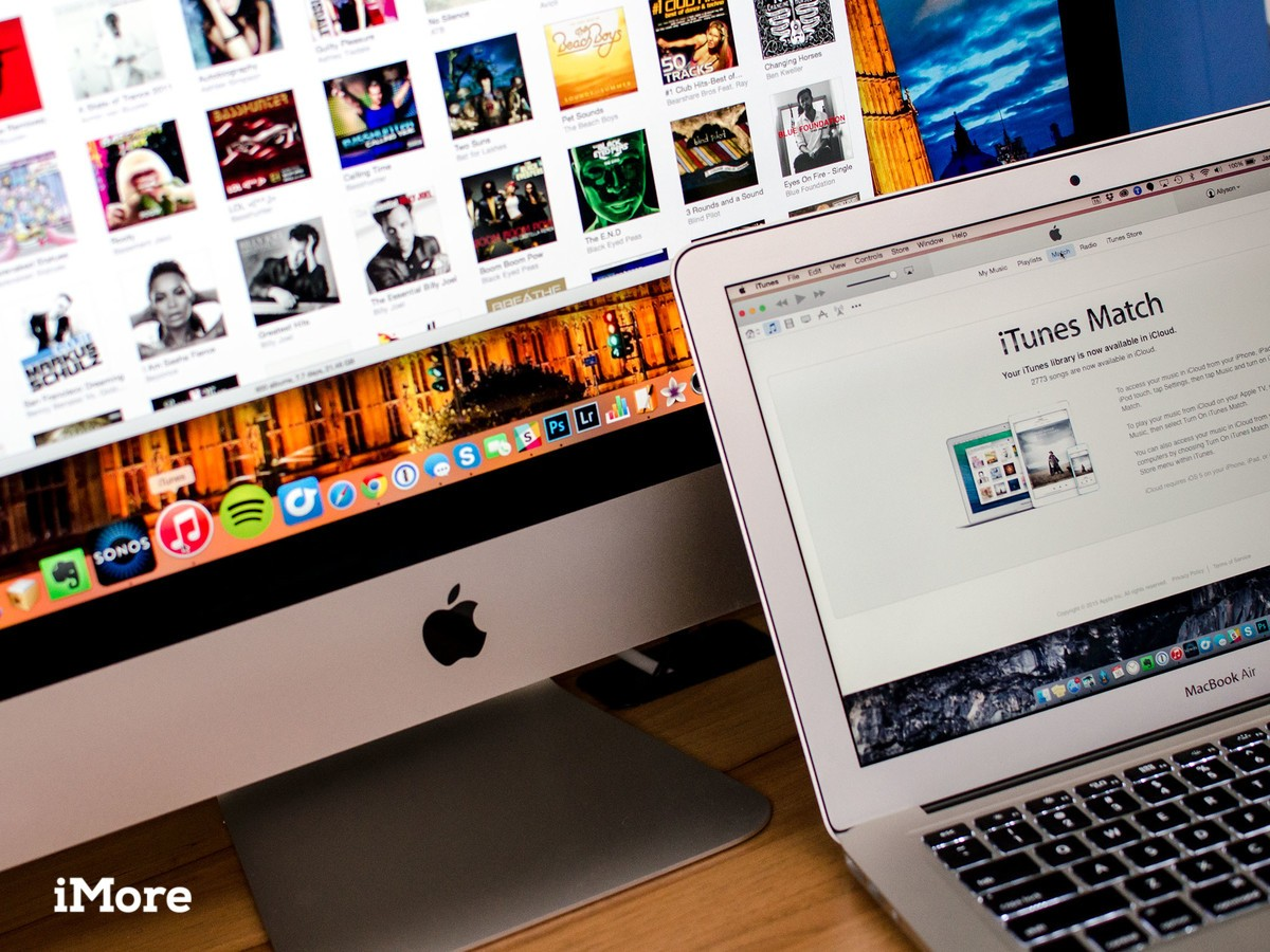 How to use iTunes Match