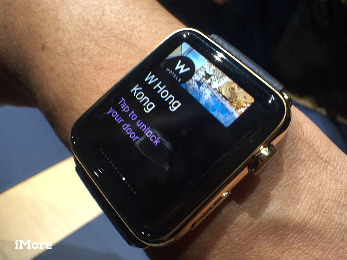 Apple Watch apps: Best practices when designing for the wrist