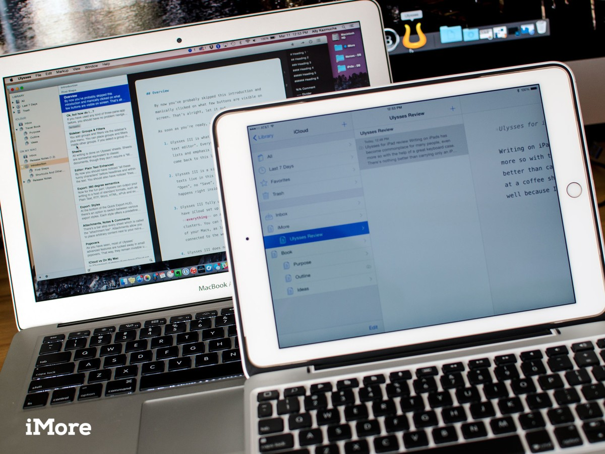 Ulysses for iPad: The text editor you've been waiting for!