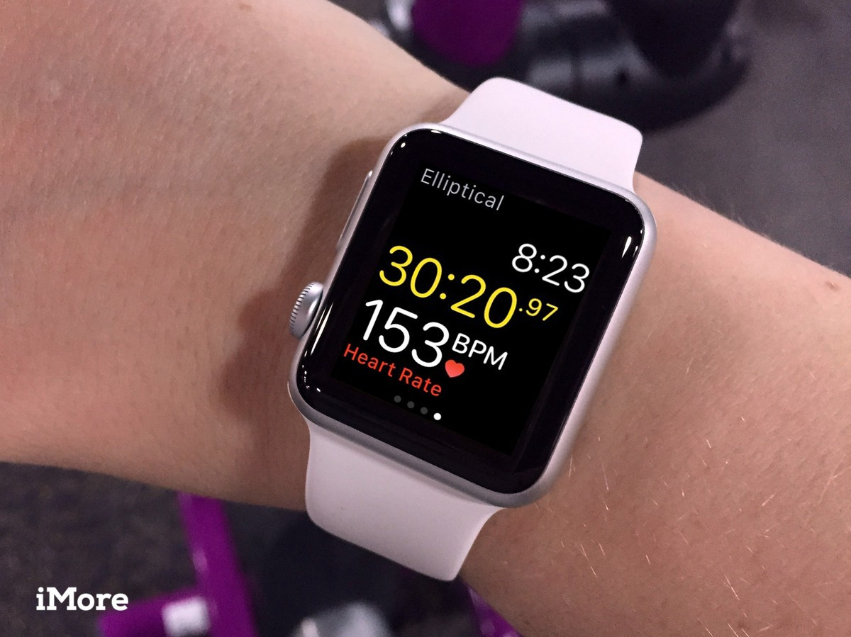 How to pair an external heart rate monitor to Apple Watch