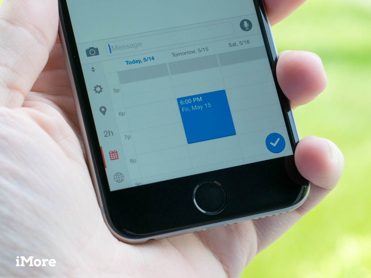 Sunrise Calendar's Meet keyboard will help you schedule your next one-on-one