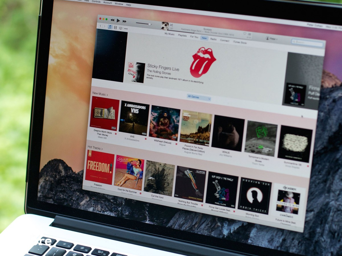 How would you change about iTunes?