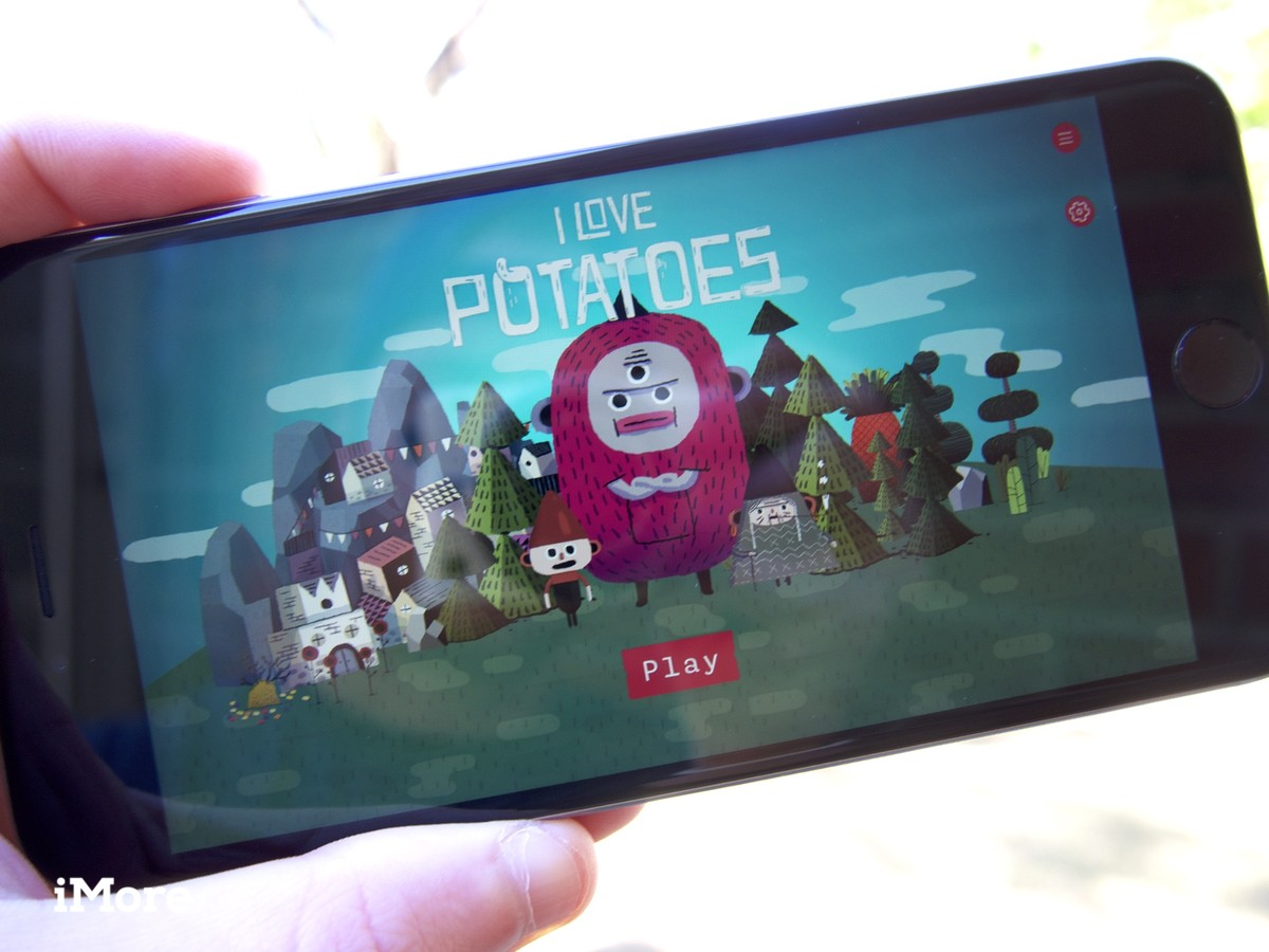 National Film Board of Canada releases educational game 'I Love Potatoes'