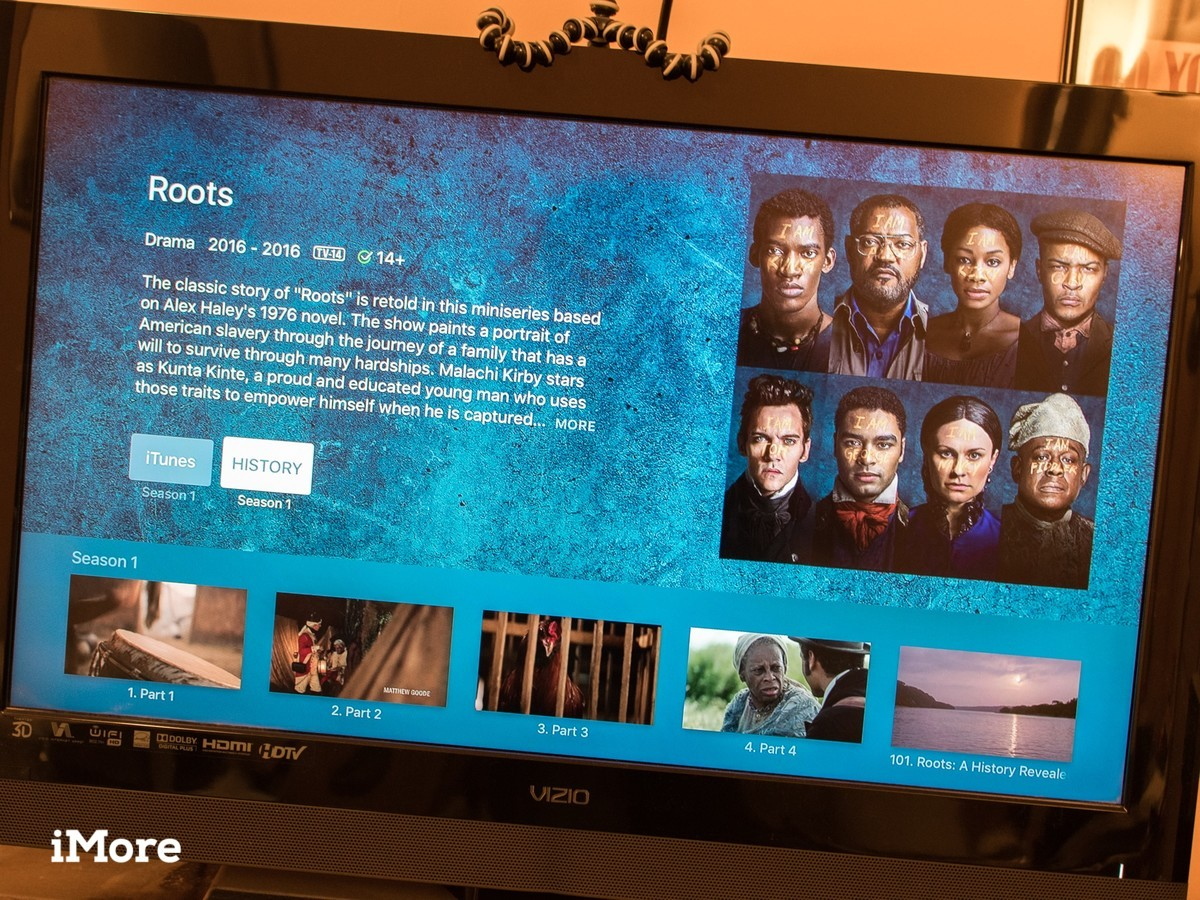 A&E, History, Food Network and more added to Apple TV universal search