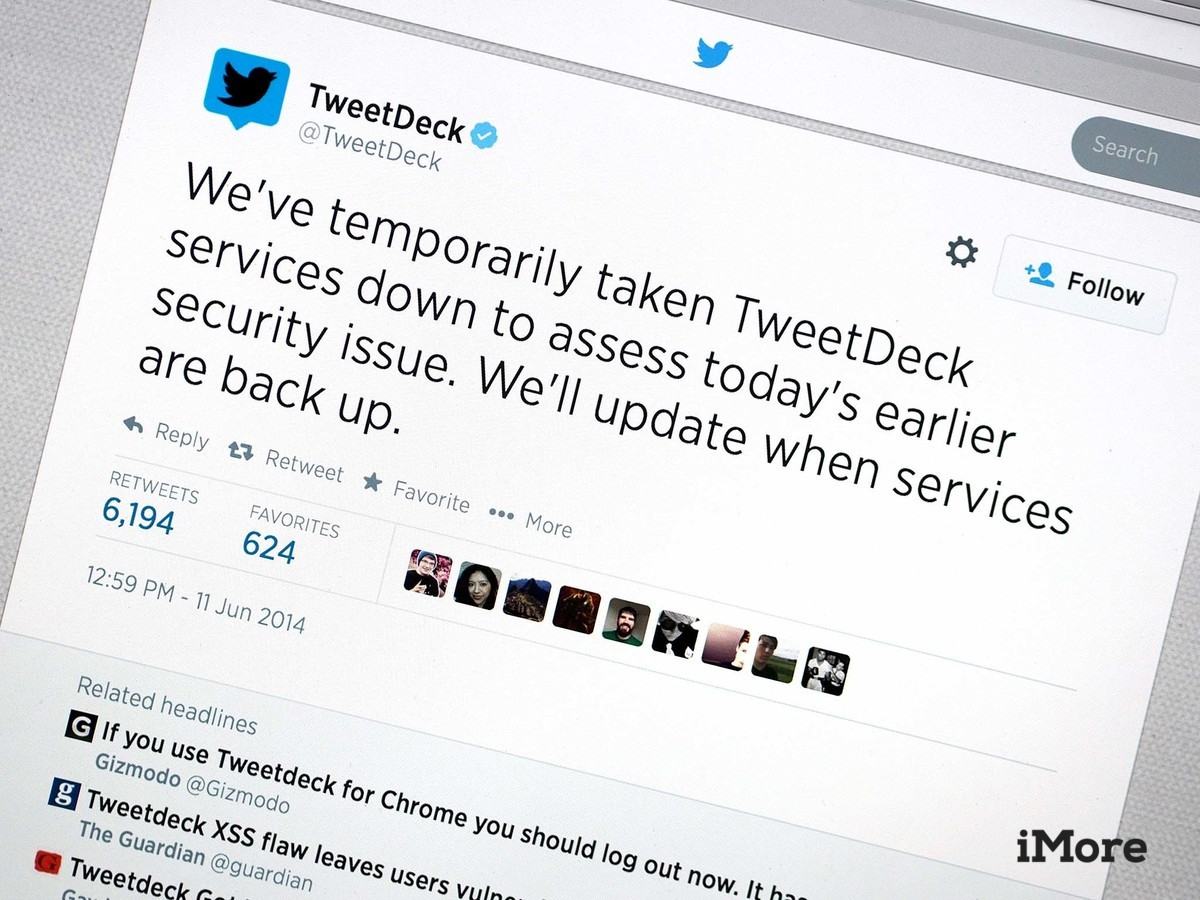 Tweetdeck services taken offline after rapidly-spreading exploit