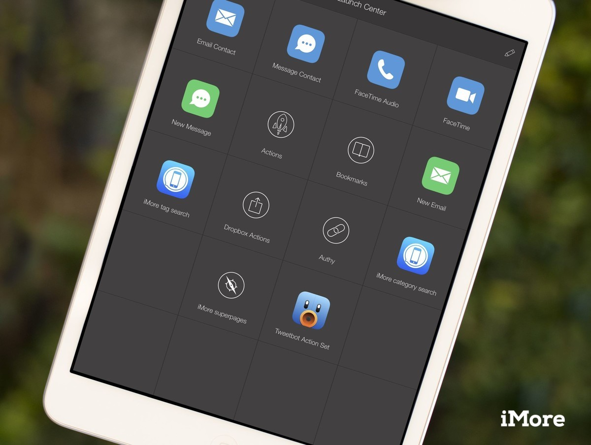 Launch Center Pro 2.2 achieves lift off on iPad, adds new actions to iPhone